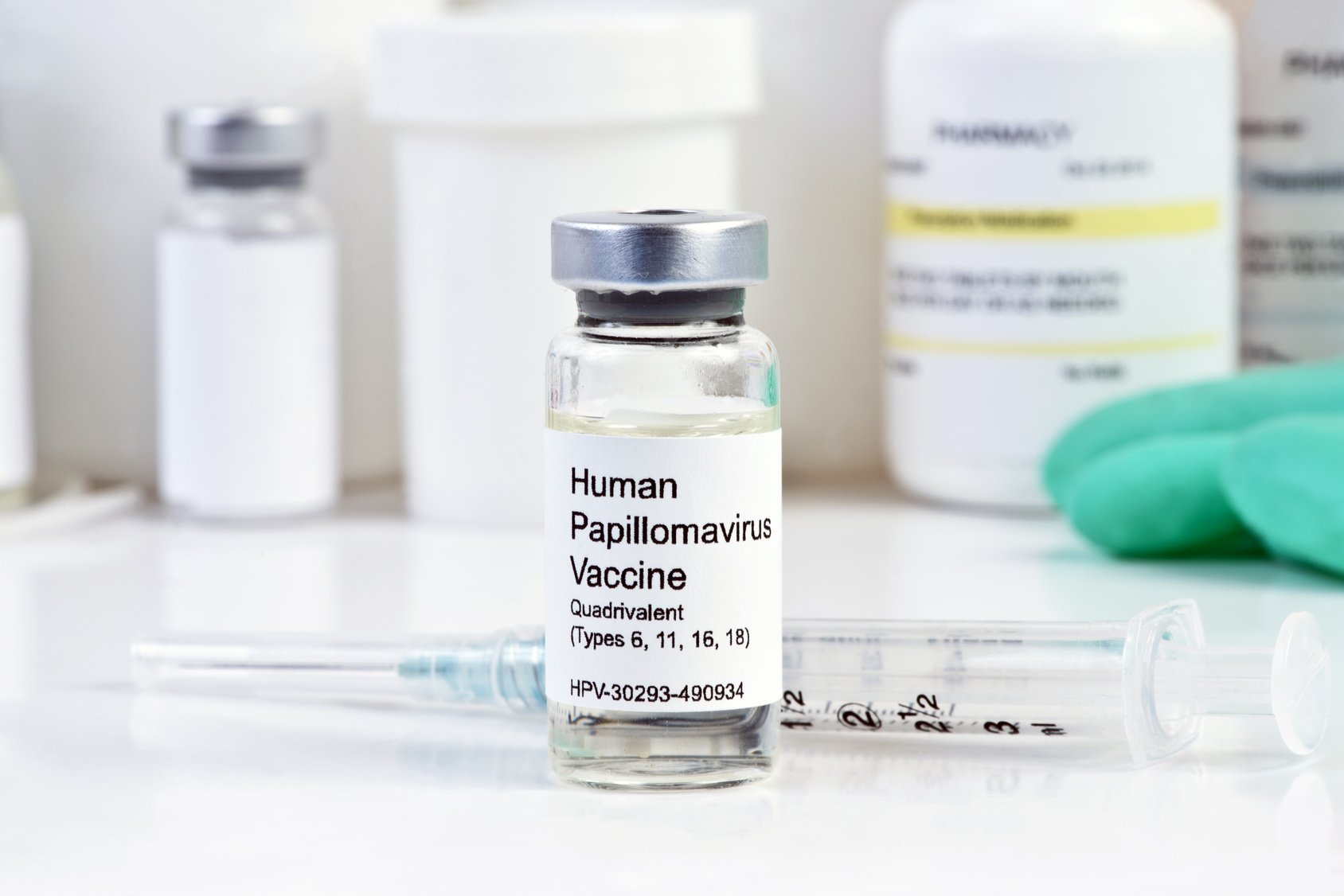 prevention papillomavirus vaccine