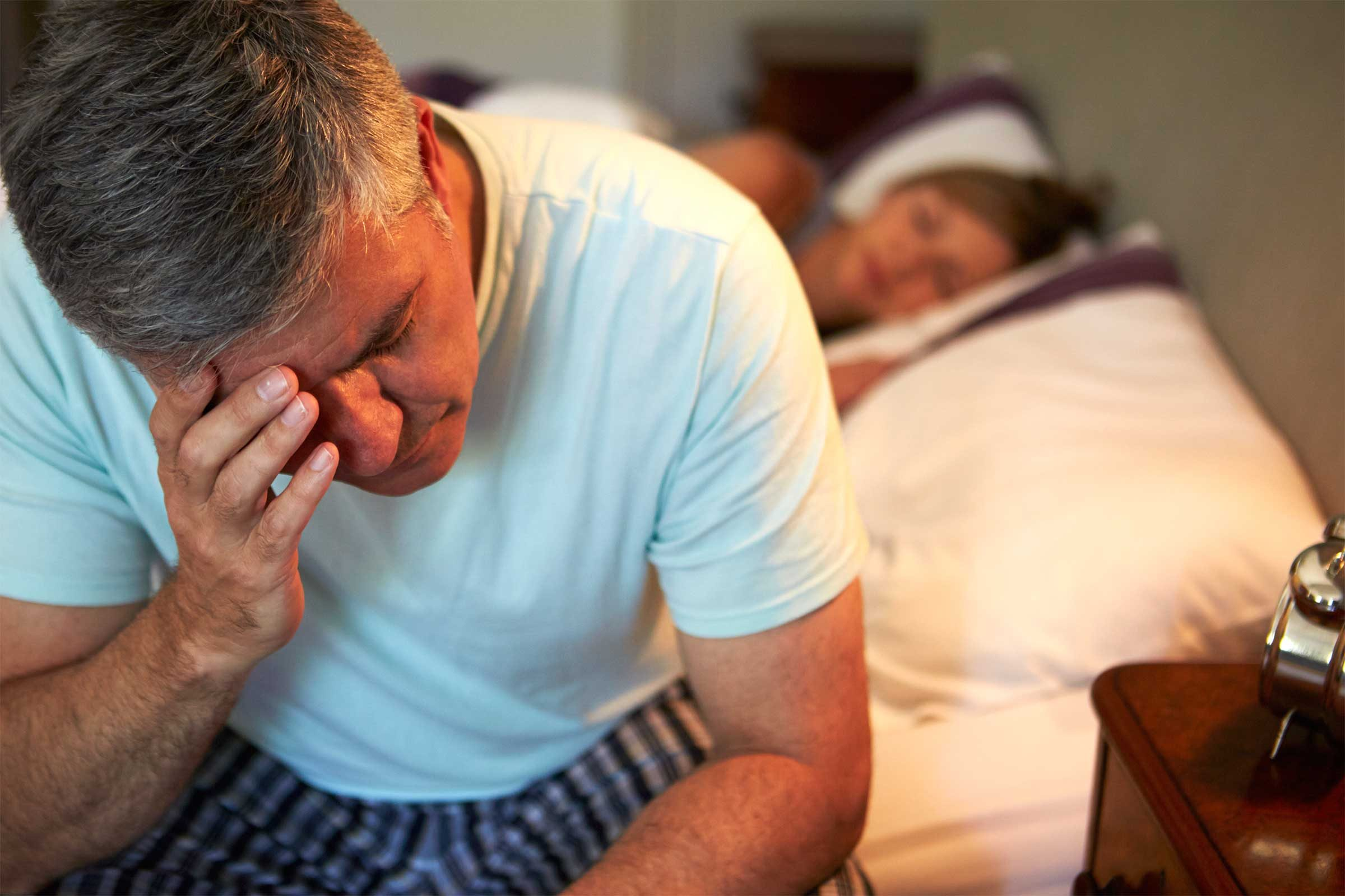 can hpv virus cause insomnia