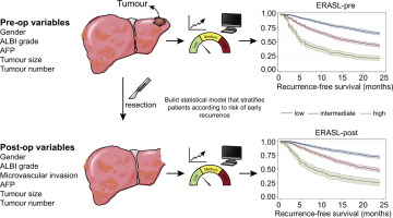 hepatic cancer recurrence