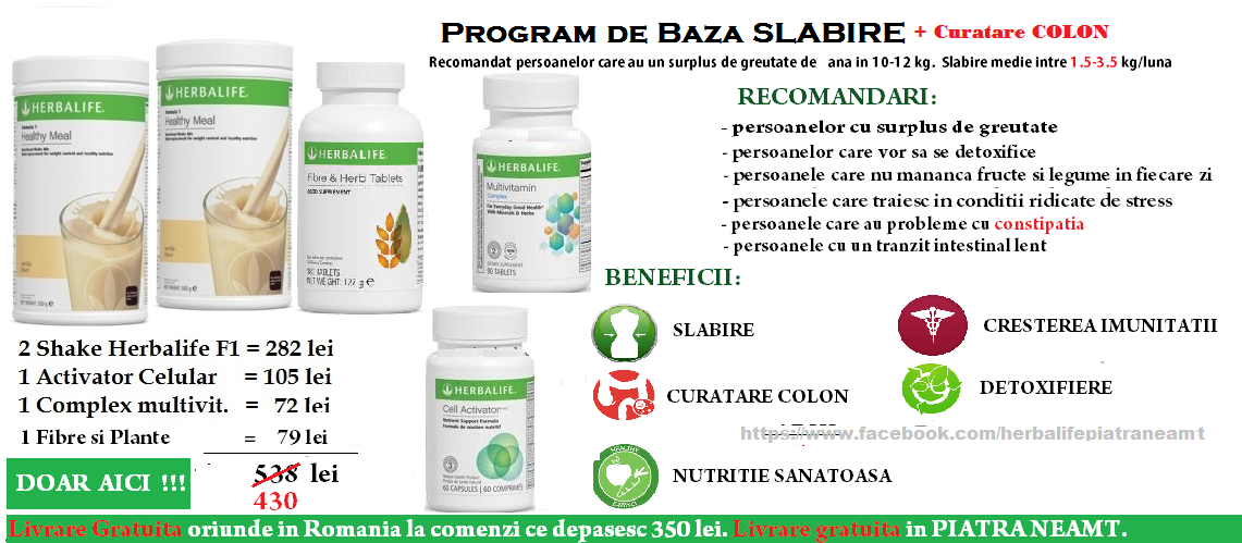 program detoxifiere colon