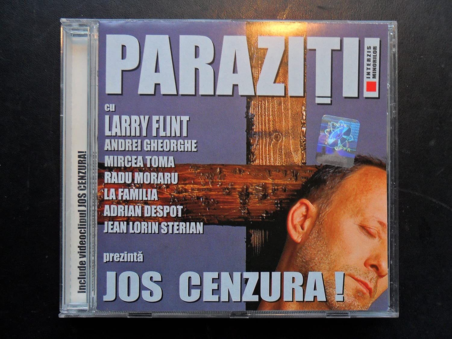 cd original parazitii