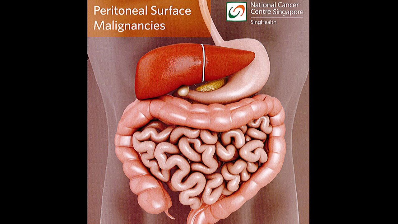 peritoneal cancer meaning in hindi