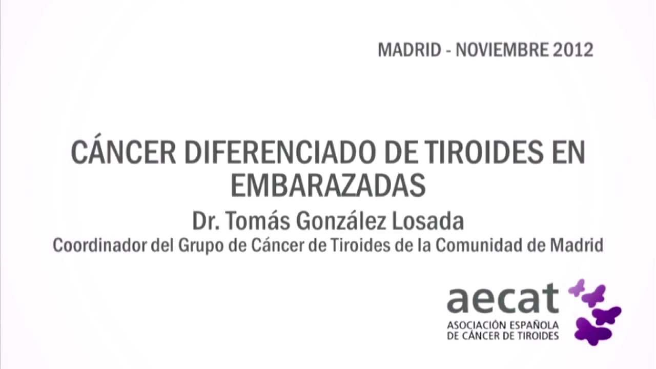cancer tiroideo y embarazo diferenta dintre oxiuri si limbrici