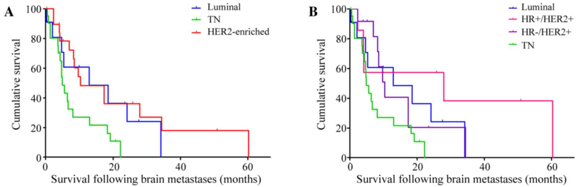 metastatic cancer and survival